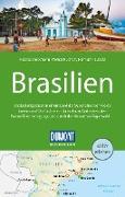 Cover-Bild zu Rudhart, Werner: DuMont Reise-Handbuch Reiseführer Brasilien (eBook)