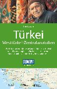 Cover-Bild zu Daners, Peter: DuMont Reise-Handbuch Reiseführer Türkei, Westtürkei, Zentralanatolien (eBook)