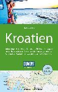 Cover-Bild zu Beyerle, Hubert: DuMont Reise-Handbuch Reiseführer Kroatien (eBook)