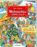 Cover-Bild zu Mein kleines Weihnachts-Wimmelbuch von Wandrey, Guido (Illustr.)