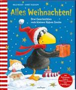 Cover-Bild zu Der kleine Rabe Socke: Alles Weihnachten! von Moost, Nele