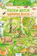 Cover-Bild zu Das Riesen-Natur-Wimmelbuch von Henkel, Christine (Illustr.)