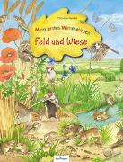 Cover-Bild zu Mein erstes Wimmelbuch: Feld und Wiese von Henkel, Christine (Illustr.)