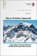 Cover-Bild zu Glarus - St. Gallen - Appenzell Skitouren von Leuzinger, Samuel