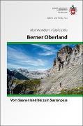 Cover-Bild zu Berner Oberland Alpinwandern/Gipfelziele von Joss, Sabine