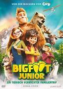 Cover-Bild zu Bigfoot Junior - Ein tierisch verrückter Familientrip von Ben Stassen, Jeremy Degruson (Reg.)