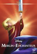 Cover-Bild zu Merlin L'Enchanteur - les Classiques 18 von Reitherman, Wolfgang (Reg.)