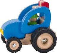 Cover-Bild zu Traktor