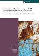 Cover-Bild zu Gehrig, Lucien: Arbeitsrecht und Sozialversicherungen - TK 2019