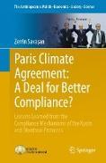Cover-Bild zu Paris Climate Agreement: A Deal for Better Compliance? von Savasan, Zerrin