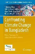 Cover-Bild zu Confronting Climate Change in Bangladesh (eBook) von Stott, Clare (Hrsg.)
