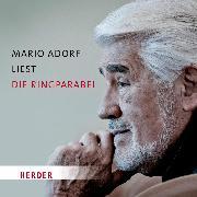 Cover-Bild zu Mario Adorf liest die Ringparabel von Lessing (Audio Download) von Lessing, Gotthold E