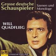 Cover-Bild zu Grosse deutsche Schauspieler von Lessing, Gotthold E
