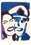 Cover-Bild zu Niemann, Christoph: Double Portrait (Postkarte, 20 Ex)