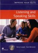 Cover-Bild zu Improve Your IELTS Listening and Speaking Skills Student's Book & CD Pack von Whitby, Norman