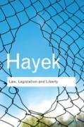 Cover-Bild zu Hayek, F. A.: Law, Legislation and Liberty (eBook)