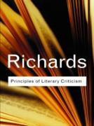 Cover-Bild zu Richards, I. A.: Principles of Literary Criticism (eBook)