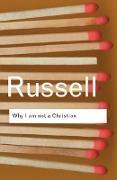 Cover-Bild zu Russell, Bertrand: Why I am not a Christian (eBook)