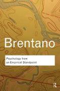 Cover-Bild zu Brentano, Franz: Psychology from An Empirical Standpoint (eBook)