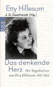Cover-Bild zu Hillesum, Etty: Das denkende Herz