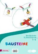 Cover-Bild zu BAUSTEINE Fibel / BAUSTEINE Fibel - Ausgabe 2014