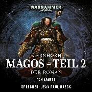 Cover-Bild zu Abnett, Dan: Warhammer 40.000: Eisenhorn 04 (Teil 2) (Audio Download)