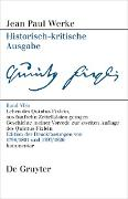 Cover-Bild zu Pfotenhauer, Helmut (Hrsg.): Leben des Quintus Fixlein, aus funfzehn Zettelkästen gezogen (eBook)