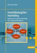 Cover-Bild zu Richter, Hans Peter: Investitionsgütermarketing