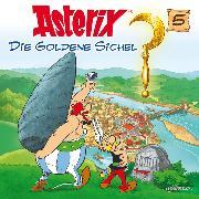 Cover-Bild zu Goscinny, René: 05: Die goldene Sichel (Audio Download)