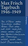 Cover-Bild zu Frisch, Max: Tagebuch 1946-1949