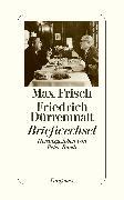 Cover-Bild zu Frisch, Max: Briefwechsel