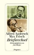 Cover-Bild zu Andersch, Alfred: Briefwechsel