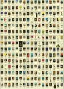 Cover-Bild zu Diogenes Geschenkpapier. Bücher Rollen