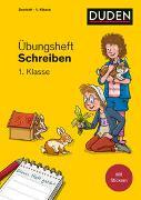 Cover-Bild zu Übungsheft - Schreiben 1. Klasse von Mertens, Susanne
