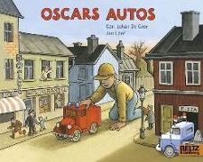 Cover-Bild zu Oscars Autos von De Geer, Carl Johan