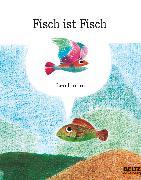 Cover-Bild zu Fisch ist Fisch von Lionni, Leo
