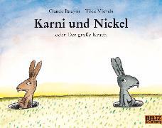Cover-Bild zu Karni und Nickel oder Der grosse Krach von Boujon, Claude