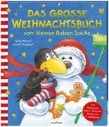 Cover-Bild zu Der kleine Rabe Socke: Das große Weihnachtsbuch vom kleinen Raben Socke von Moost, Nele