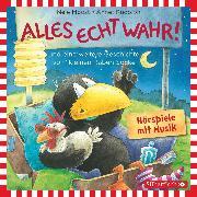 Cover-Bild zu Alles echt wahr!, Macht ja nix! (Audio Download) von Rudolph, Annet