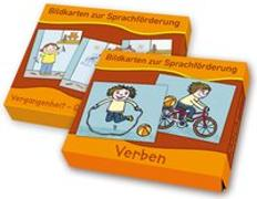 Cover-Bild zu Boretzki, Anja (Illustr.): PAKET Bildkarten zur Sprachförderung: Verben