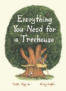 Cover-Bild zu Higgins, Carter: Everything You Need for a Treehouse