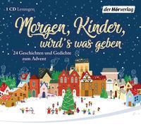 Cover-Bild zu Bang, Herman: Morgen, Kinder, wird's was geben