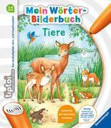 Cover-Bild zu Odersky, Eva: tiptoi® Mein Wörter-Bilderbuch Tiere