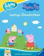 Cover-Bild zu Felgentreff, Carla: SAMi - Peppa Pig - Lustige Geschichten