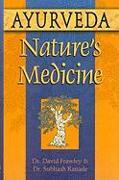 Cover-Bild zu Frawley, David: Ayurveda, Nature's Medicine