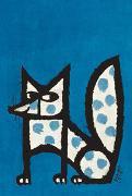 Cover-Bild zu Piatti, Celestino: Piatti Postkarte Fuchs VE 1=10