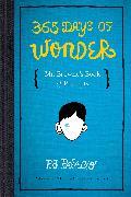 Cover-Bild zu 365 Days of Wonder: Mr. Browne's Book of Precepts von Palacio, R. J.