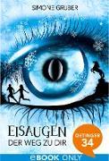 Cover-Bild zu Eisaugen. Der Weg zu dir (eBook) von Gruber, Simone