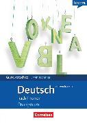 Cover-Bild zu Lextra - Deutsch als Fremdsprache, Grund- und Aufbauwortschatz nach Themen, A1-B1, Übungsbuch Grundwortschatz von Tschirner, Erwin