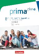 Cover-Bild zu Prima plus, Deutsch für Jugendliche, Allgemeine Ausgabe, B1: Gesamtband, Arbeitsbuch mit CD-ROM, Mit interaktiven Übungen auf scook.de von Jin, Friederike